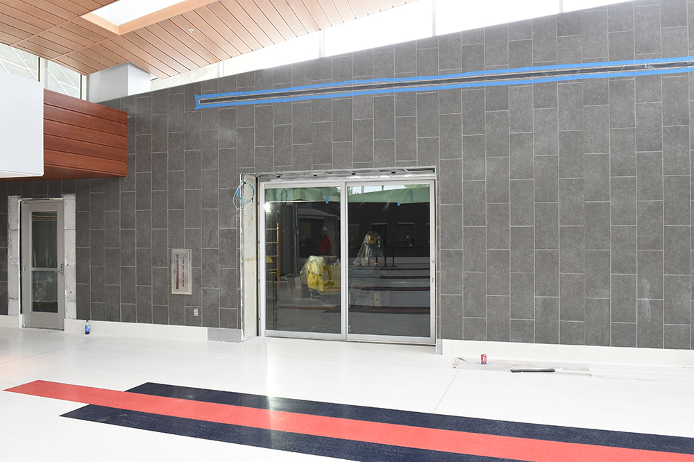 Illinois Premium Seating State Farm Center